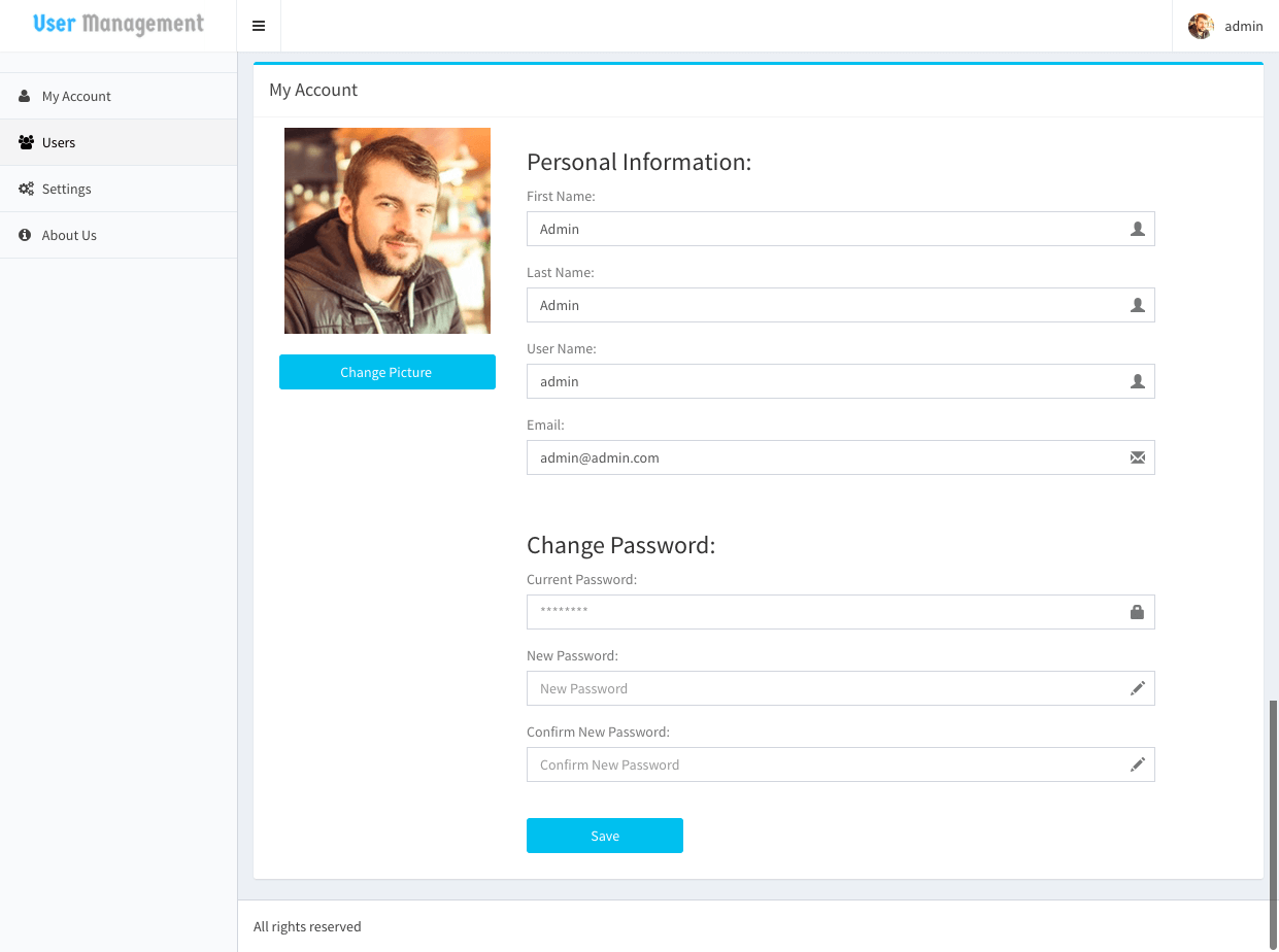 project log free